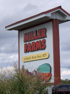Fresh From Miller Farms Clinton Maryland Scout N About